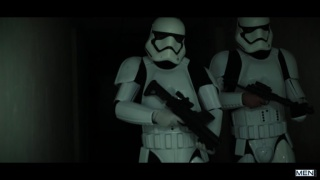 star wars (a gay xxx parody) with Aspen and Wesley Woods