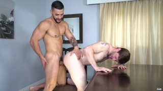 soap studs with Dennis West and Arad Winwin