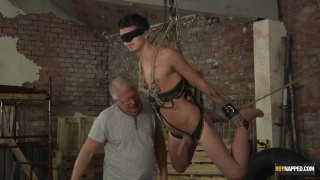 Hung Boy Charley Cole Takes A Beating