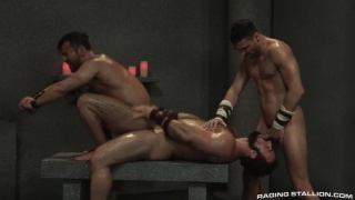 erectus with Jaxton wheeler, Bruno Bernal and Ian Greene