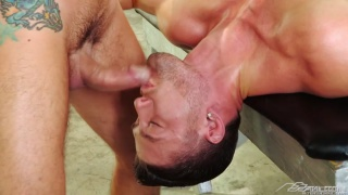 hung Jimmy Durano fucks Ryan Rose