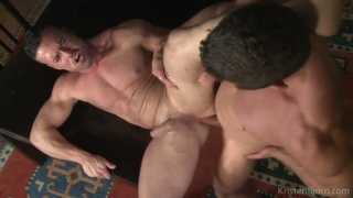 ivan gregory rides gabriel lunna's hot pink hole