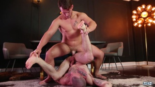 Colton Grey gets fucked by Trevor Long