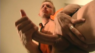 Daxter Ryan strokes his nearly 10-inch dick