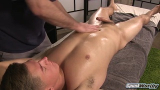 guy finally returns 7 months later for happy-ending massage