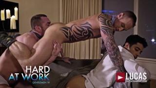 Gentlemen 19: Hard At Work with DRAE AXTELL, DYLAN JAMES & STAS LANDON