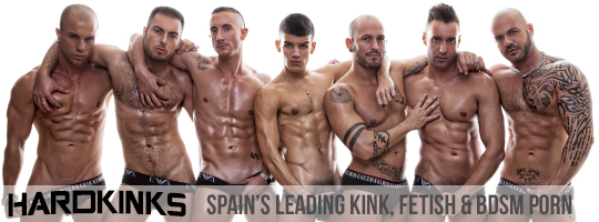 To watch the full video visit Hard Kinks