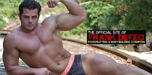 To watch the full video visit Frank DeFeo
