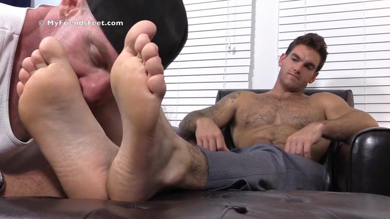 Male naked pics sexy feet