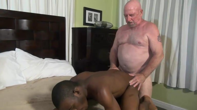 Best Male Videos - german daddy stuffs his massive thick cock in black  bottom (no. 69341)