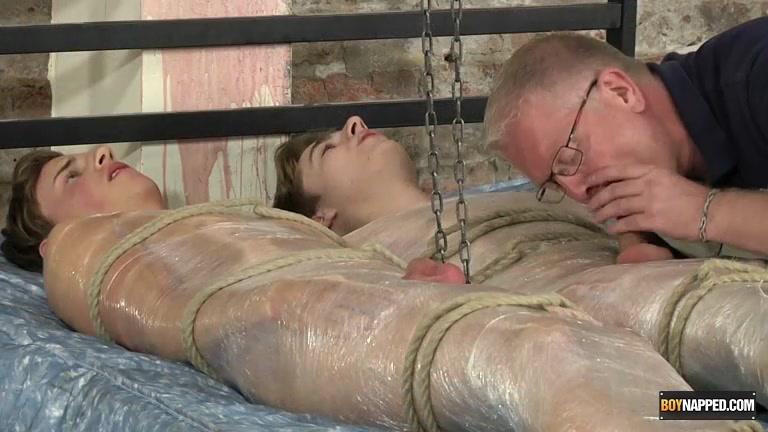 sex video mummified mask gay