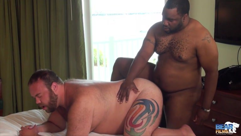 gay chubby boy shows off ass on webcam