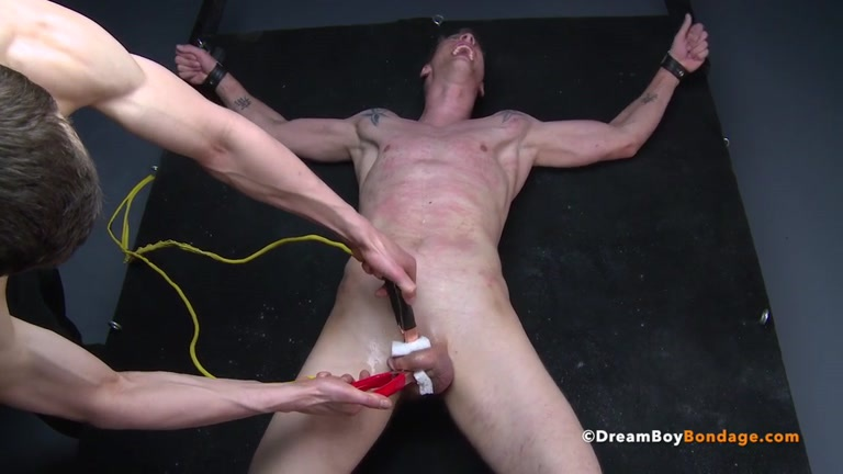 Mormon boy dildo session at dreamboy bondage gay tube