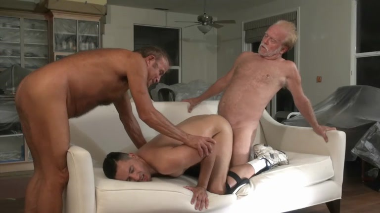 Three Horny Painters Fuck In The Job Best Male Videos