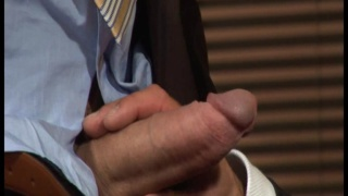 Office sex - Amazing Monster Cock
