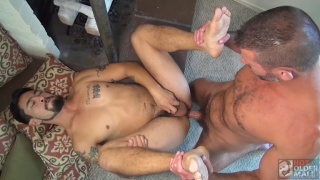Clay Towers Fucks His New Neighbor Cory Koons