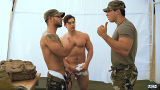 hot gay army guys