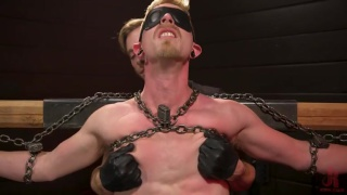 Cody Winter is back in the dungeon and eager to suffer