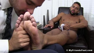 male feet fetish porn ebony tube site