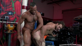 guy pounds his buddy's ass until he's ready for his turn on the bottom