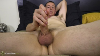 hung straight guy has been sucked off by a guy before