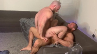 """""""This sexy stud let me use his hole."""""""