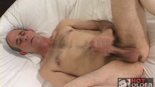 daddy waiting for his cock to be sucked