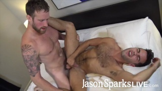 two furry guys fucking in atlanta hotel room
