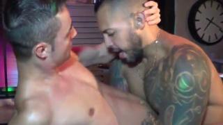 Live Sex Show in Sauna IDM in Paris