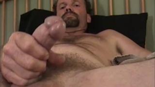 Handsome Construction Supervisor Jacks His Dick