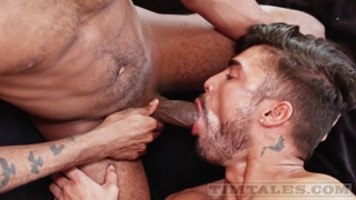 porn newcomer takes a nine-inch dick very easily