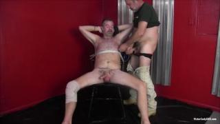 Man Explores His Curiosity with Bondage
