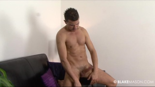 hot Portuguese guy gets naked