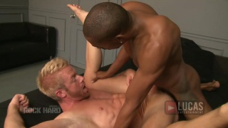 Mocha Hunk Colin Black Pounds Chris Daniels