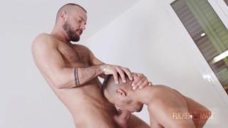 supersized portuguese top fucks a colombian  bottom