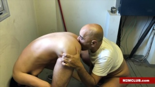 Middle Eastern Top Brings His Own Bottom to Porn Shoot