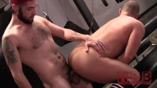 Young Furball Is Eager to Test Drive Daddy's Fuck Hole
