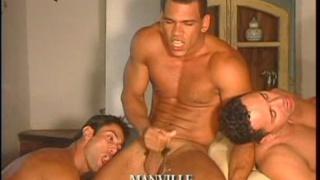 Muscle Men Group Sex