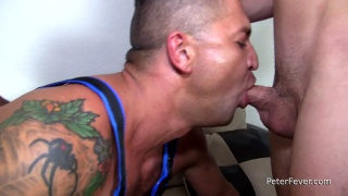 max konnor & axel kane spit roast fucking dominic pacifico