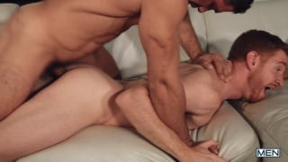 hunk asks his best friend for one last fuck before his marriage