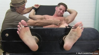 could you bear being strapped into the tickling chair?