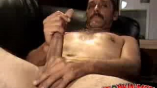 Rugged married redneck mature guy