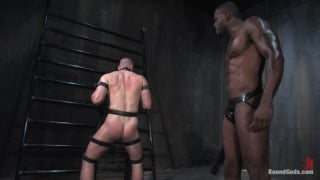 Black master gets switch