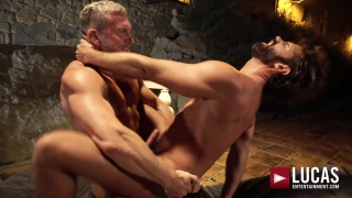 handsome top makes love & fucks hard at the same time