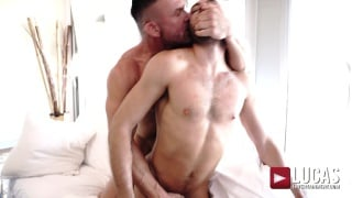 daddy pounds his lover's friend