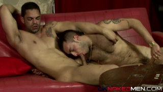 Hot Spanish guys fucking