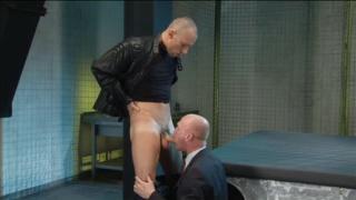 Masculine Man Sucking Dick