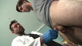 guy goes to doctor about a painful penis