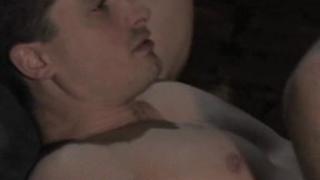 Muscle Daddy fucks hot bottom boy