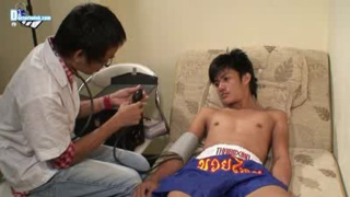 special gay asian medical examination
